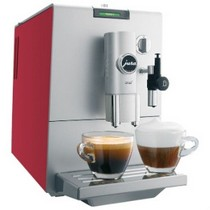 Кофемашина Jura ENA 7 Coffee Cherry Red